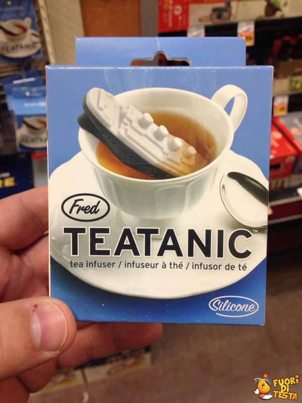 Infusore per il thè