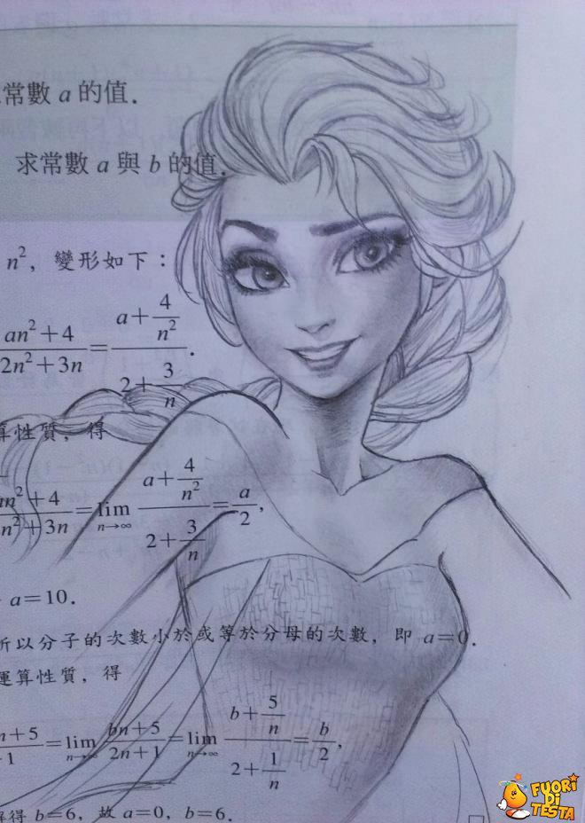 La matematica è noiosa