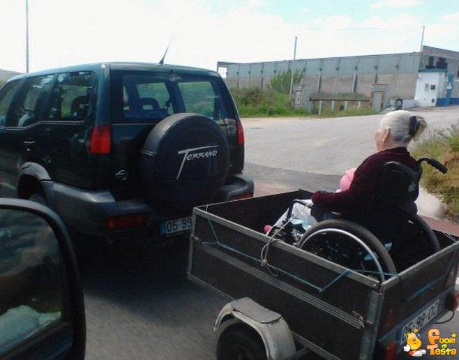 La nonna in vacanza