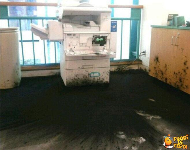 La stampante funzionerà ancora?