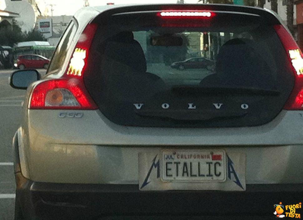 La Volvo rock