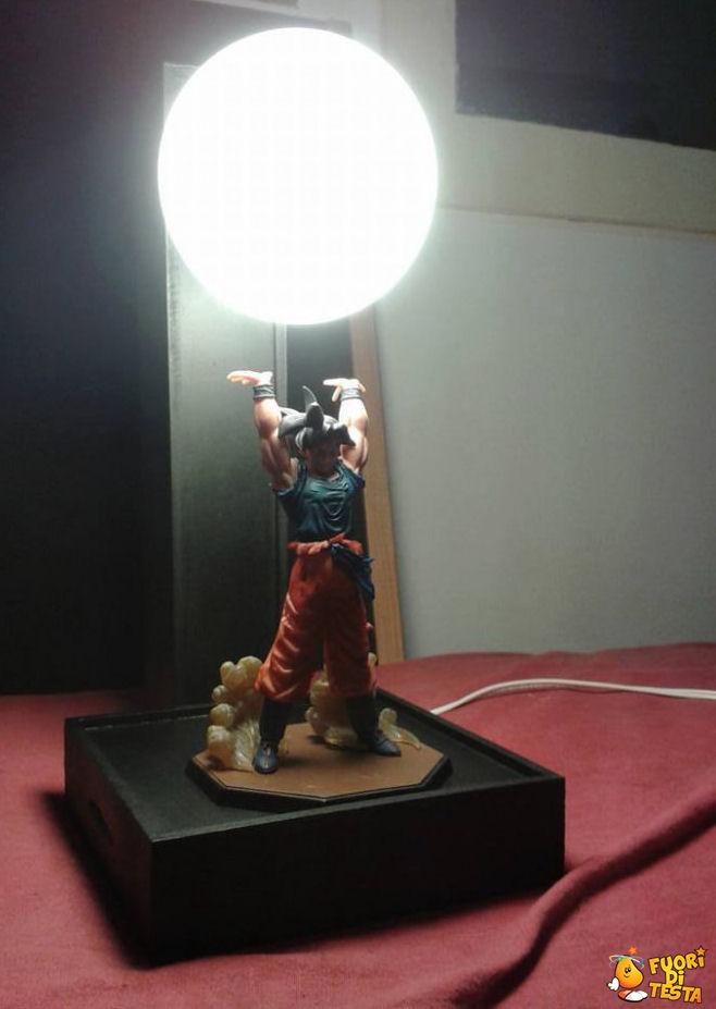 Lampada di Dragon Ball