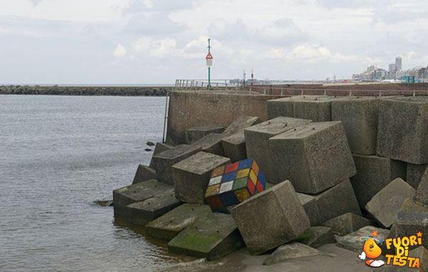 Lo scoglio di Rubik