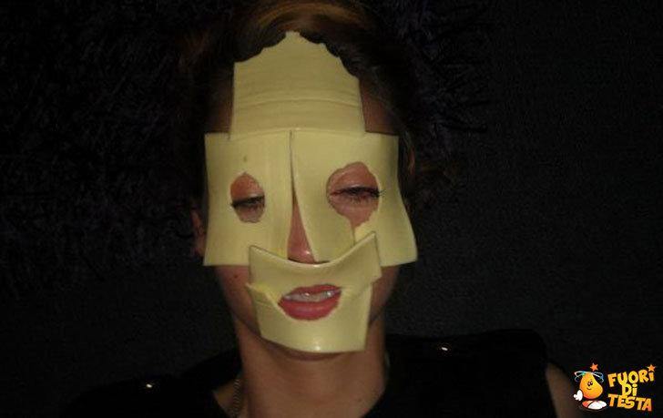 La maschera di formaggio