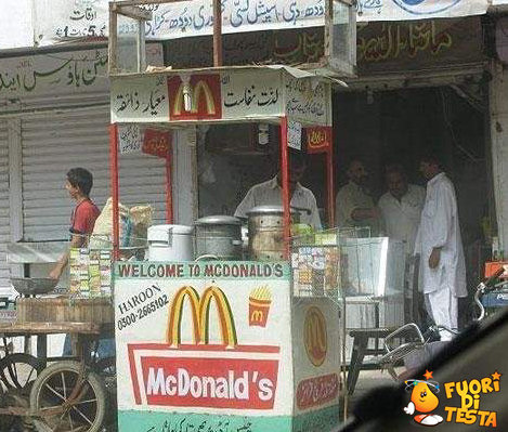 McDonald's in Pakistan