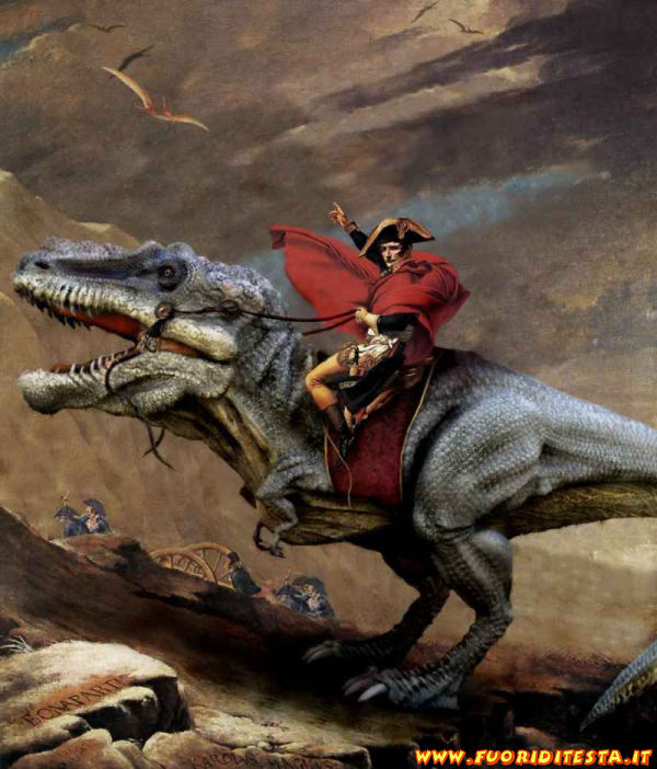 Napoleone preistorico