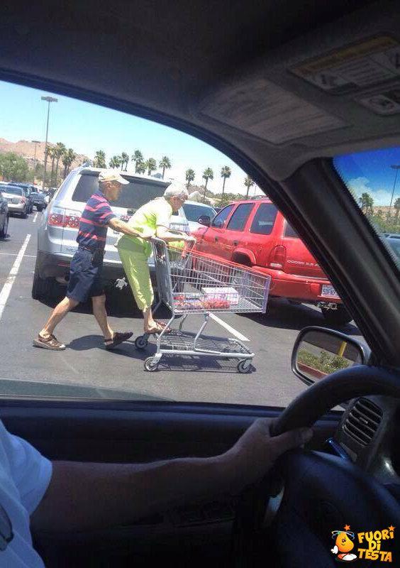 Non si è mai troppo anziani