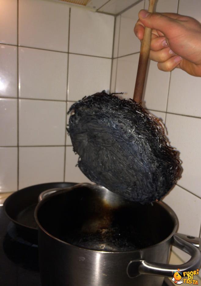 Non sono un gran cuoco