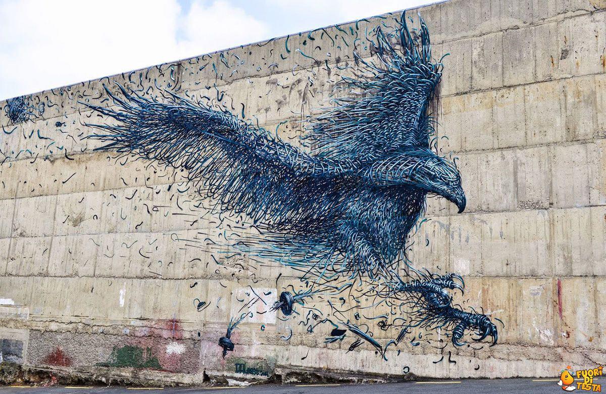 Opere d'arte per strada