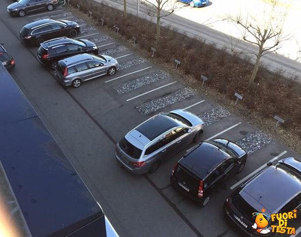 Parcheggiare è un'arte