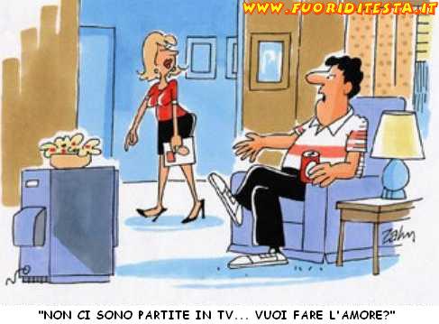 Partite in TV