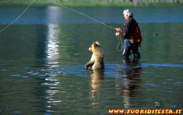 Pescatore opportunista