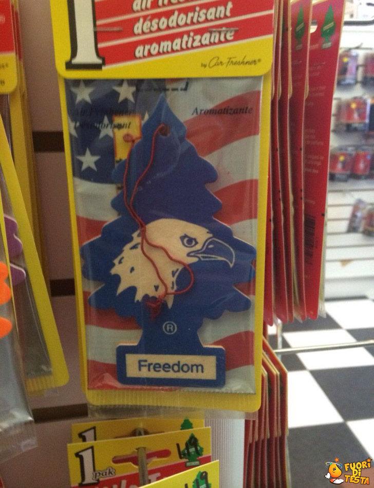 Profumo di libertà