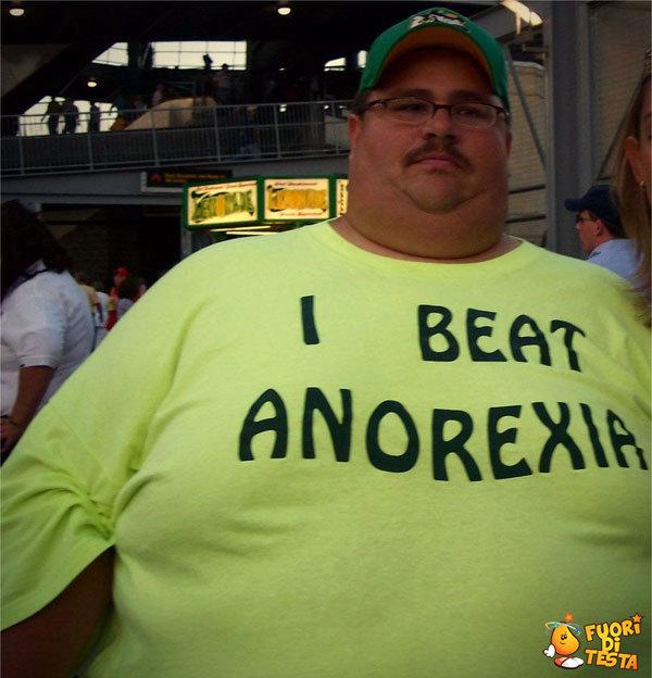 Sconfiggere l'anoressia