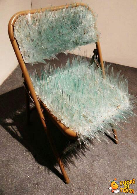 Siediti comodo