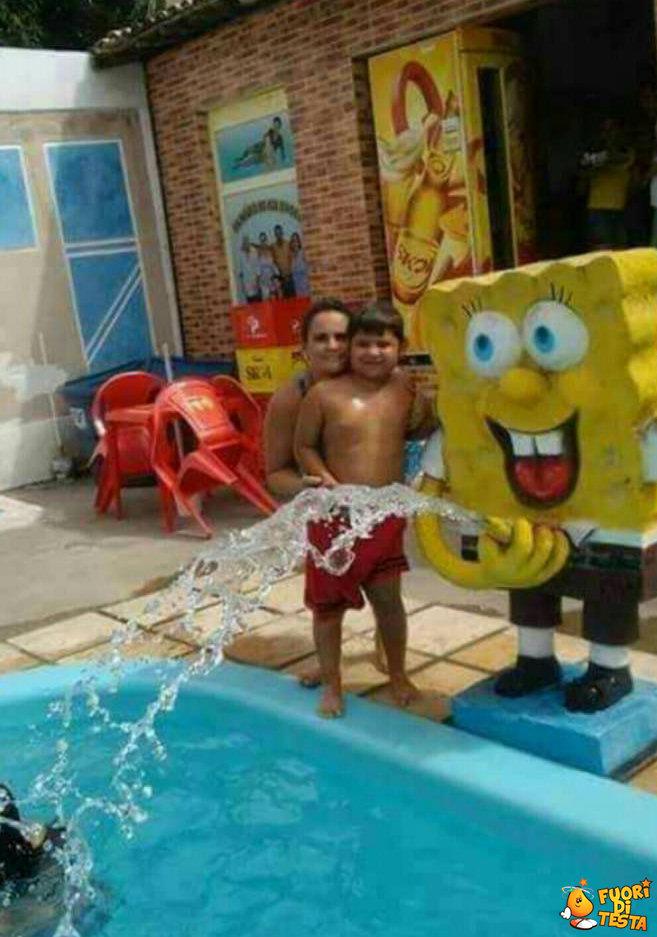 SpongeBob, che combini?