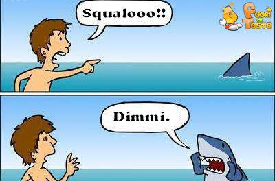 Squaloooo!