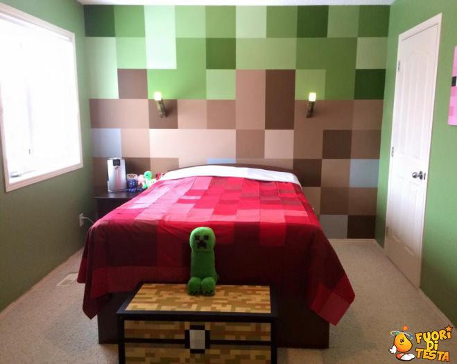 Stanza da letto pixellosa immagini divertenti - Stanza da letto ...