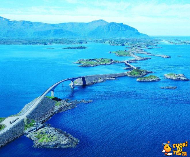 Strada sull Atlantico, Norvegia