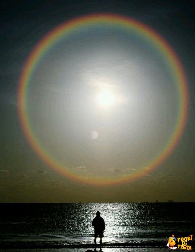 Un arcobaleno intero