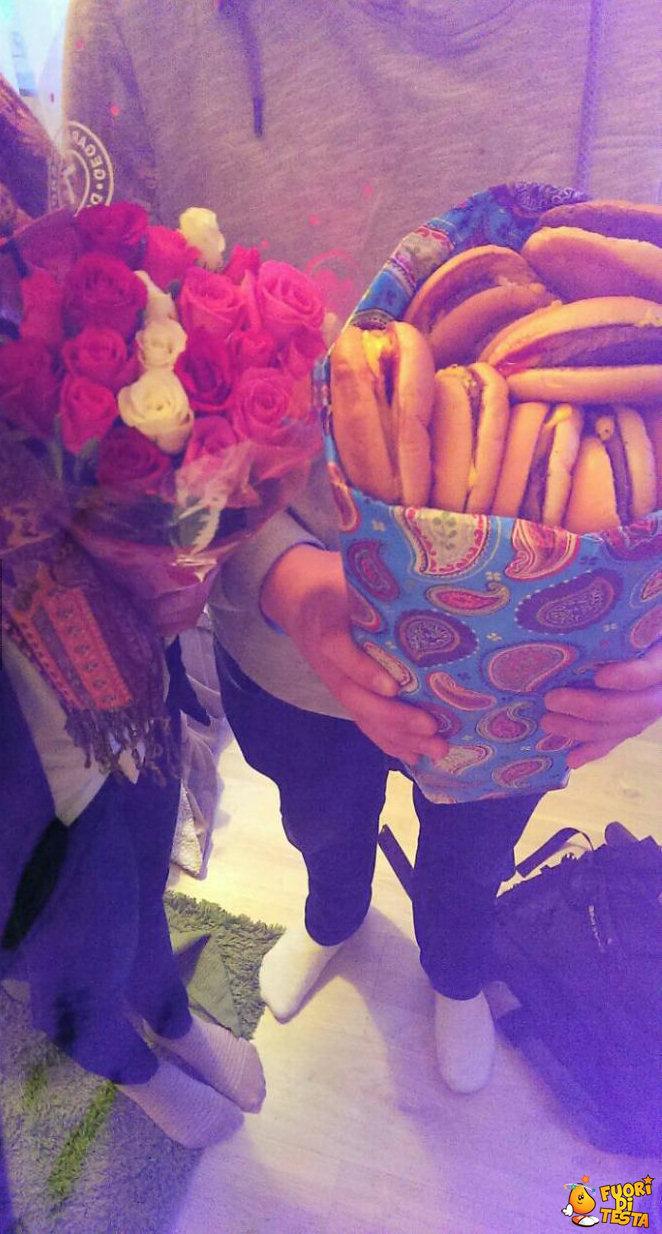 Un bouquet di panini