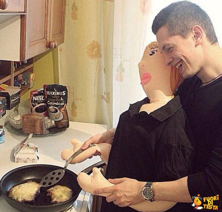 Un pranzetto romantico