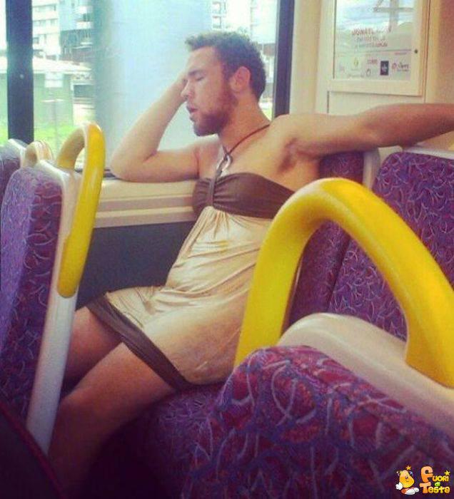 Un vestitino niente male!
