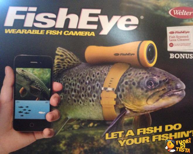 Uno strano fisheye