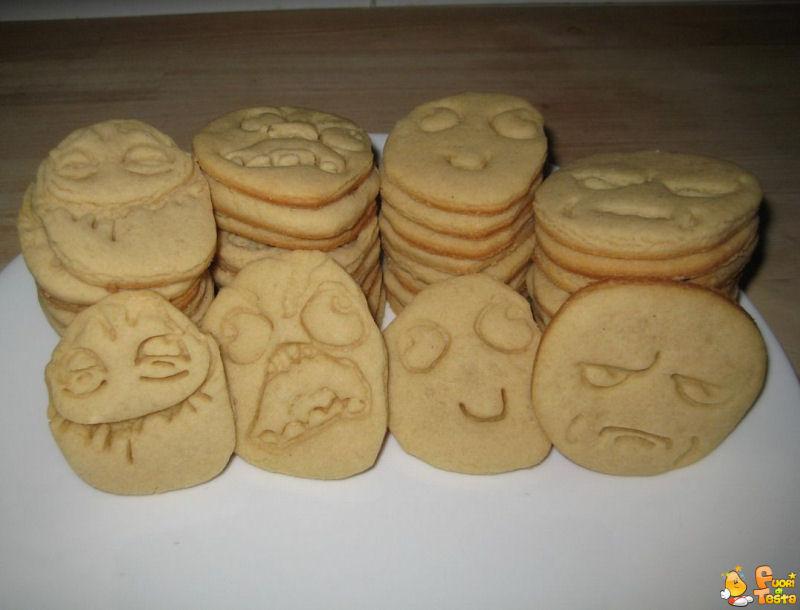 Vuoi un biscottino?