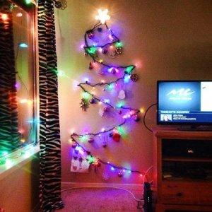 Albero di Natale 2D