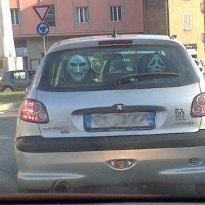 Auto dell'orrore