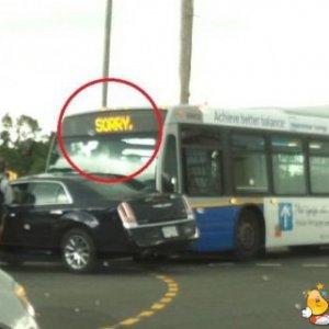 Autobus cortese