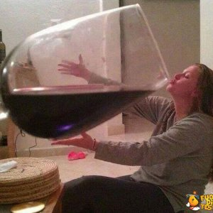 Bevo solo un bicchiere al giorno