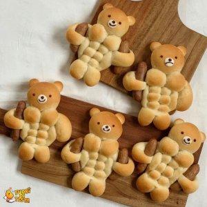 Biscotti muscolosi