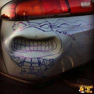 Creatività in carrozzeria