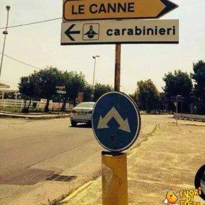 Da che parte andare?