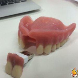 Dentiera USB