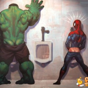 Differenze tra supereroi