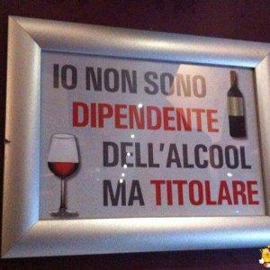 Dipendente dall'alcool