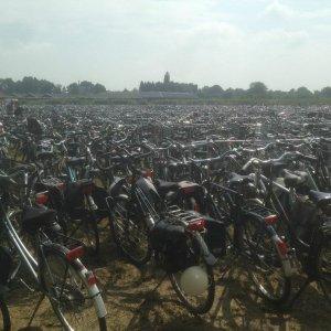 Dove sarà la mia bicicletta?