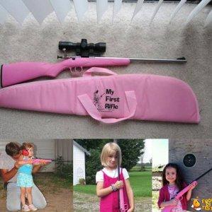 Ecco il mio primo fucile