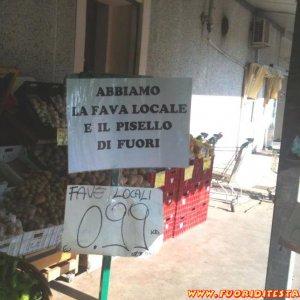 Fava locale