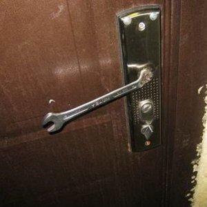 Ho riparato la porta