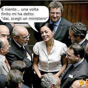In Parlamento...