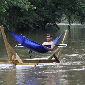 La barca-amaca