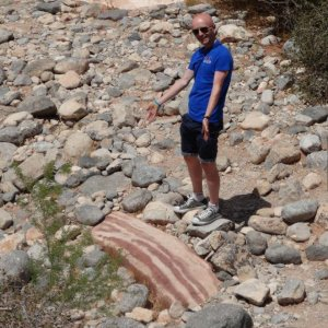 La famosa roccia bacon