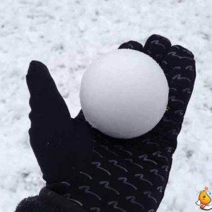 La palla di neve perfetta
