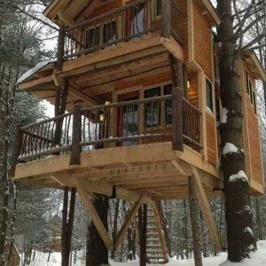 La più grande casa sull'albero