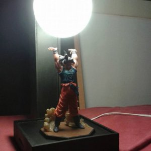 Lampada di Dragon Ball