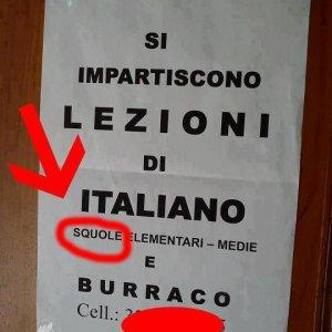 Lezioni d'italiano